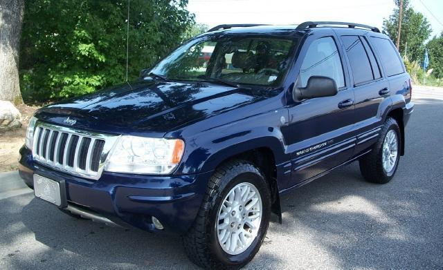 2004 Jeep Grand Cherokee Limited For Sale In Lexington South