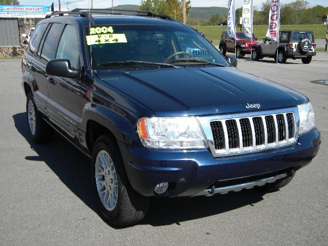 2004 jeep grand cherokee limited for sale in heber springs arkansas classified. Black Bedroom Furniture Sets. Home Design Ideas