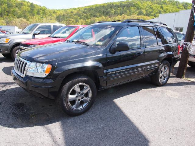 2004 Jeep Grand Cherokee Limited Romney, WV