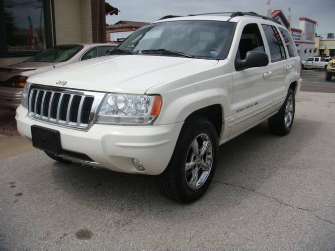2004 jeep grand cherokee limited springfield mo for sale in springfield missouri classified. Black Bedroom Furniture Sets. Home Design Ideas