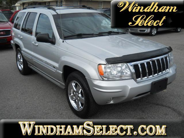 2004 jeep grand cherokee overland for sale in charleston south carolina classified. Black Bedroom Furniture Sets. Home Design Ideas
