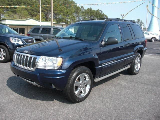 2004 jeep grand cherokee overland for sale in longs south carolina classified. Black Bedroom Furniture Sets. Home Design Ideas
