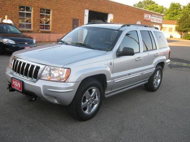 2004 jeep grand cherokee overland for sale in spencer iowa classified. Black Bedroom Furniture Sets. Home Design Ideas