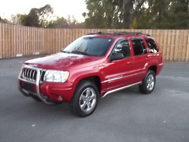 2004 jeep grand cherokee overland for sale in savannah georgia classified. Black Bedroom Furniture Sets. Home Design Ideas