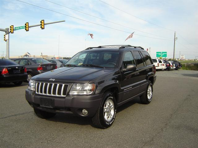 2004 jeep grand cherokee special edition for sale in fredericksburg virginia classified. Black Bedroom Furniture Sets. Home Design Ideas