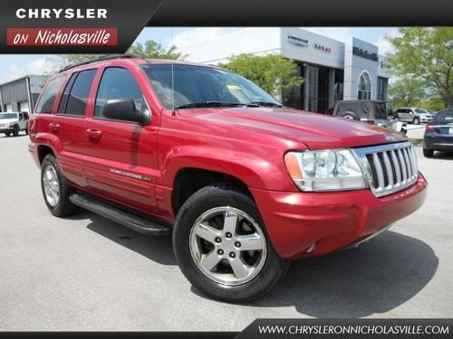 2004 jeep grand cherokee suv for sale in nicholasville kentucky. Cars Review. Best American Auto & Cars Review