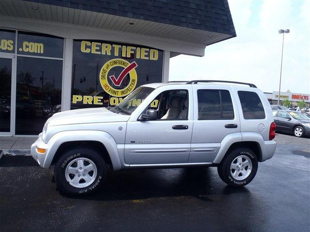 2004 jeep liberty limited for sale in owensboro kentucky classified. Black Bedroom Furniture Sets. Home Design Ideas