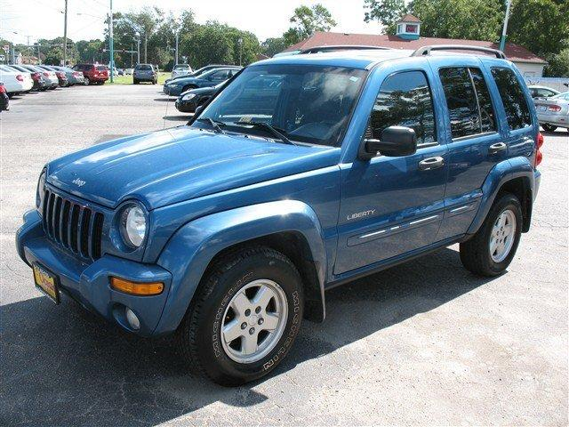 2004 jeep liberty limited edition virginia beach va for. Black Bedroom Furniture Sets. Home Design Ideas