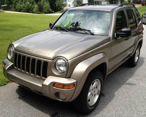 2004 jeep liberty limited edition for sale in taylors south carolina classified. Black Bedroom Furniture Sets. Home Design Ideas