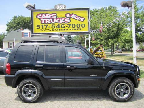 2004 jeep liberty 39 renegade 39 3 7l v6 4x4 for sale in. Black Bedroom Furniture Sets. Home Design Ideas