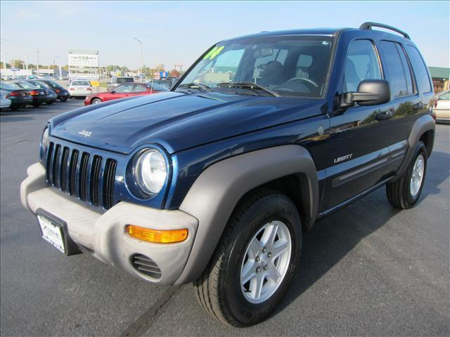 2004 jeep liberty sport for sale in sycamore illinois classified. Black Bedroom Furniture Sets. Home Design Ideas