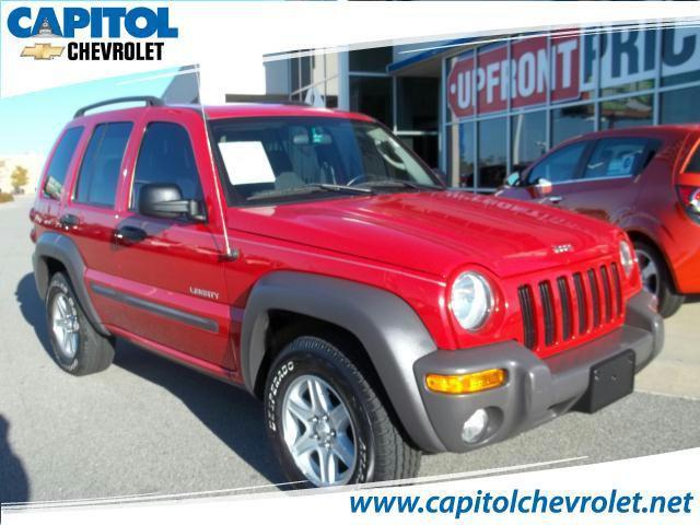 2004 jeep liberty sport 2004 jeep liberty sport car for sale in columbia sc 4346734267. Black Bedroom Furniture Sets. Home Design Ideas