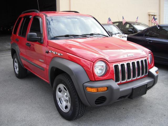 2004 Jeep Liberty Sport For Sale In Miami Florida
