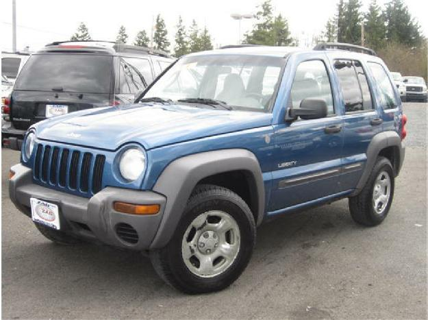 2004 jeep liberty sport utility 4d for sale in lynnwood washington classified. Black Bedroom Furniture Sets. Home Design Ideas