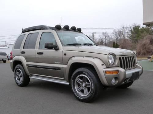 2004 jeep liberty suv renegade 4x4 for sale in fairless hills pennsylvania classified. Black Bedroom Furniture Sets. Home Design Ideas