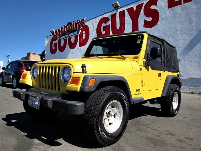 2004 jeep wrangler 4x4 military discount e z financing down for sale in san diego california. Black Bedroom Furniture Sets. Home Design Ideas