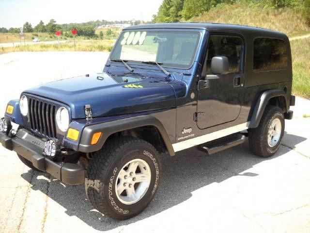 2004 jeep wrangler for sale in omaha arkansas classified. Black Bedroom Furniture Sets. Home Design Ideas