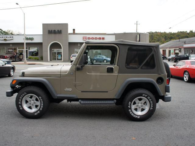 2004 jeep wrangler for sale in liberty new york classified. Cars Review. Best American Auto & Cars Review