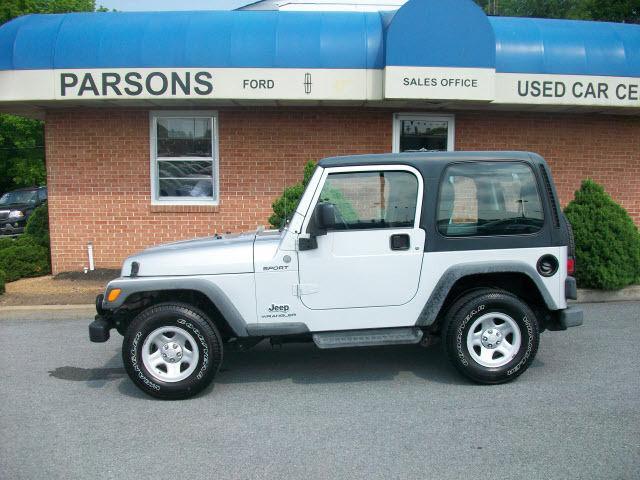 2004 jeep wrangler for sale in martinsburg west virginia classified. Black Bedroom Furniture Sets. Home Design Ideas