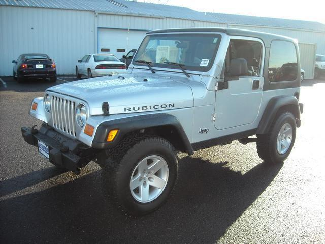 2004 jeep wrangler rubicon for sale in culpeper virginia classified. Black Bedroom Furniture Sets. Home Design Ideas