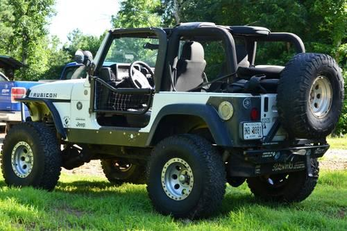 2004 jeep wrangler rubicon rock crawler for sale in. Black Bedroom Furniture Sets. Home Design Ideas