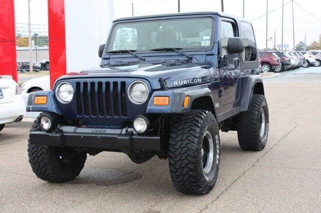 2004 jeep wrangler rubicon for sale in texarkana texas. Black Bedroom Furniture Sets. Home Design Ideas