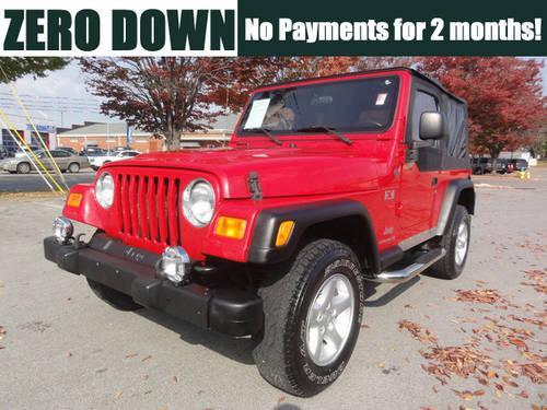 2004 Jeep Wrangler Sport Utility for Sale in Murfreesboro
