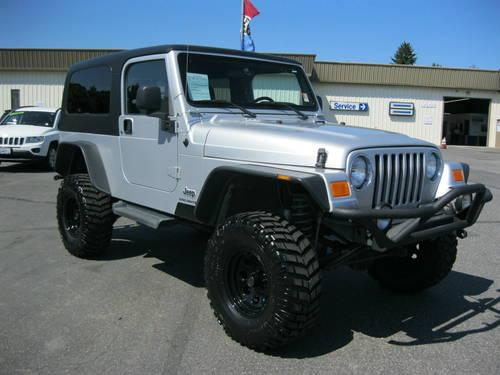 2004 jeep wrangler suv for sale in spokane washington. Black Bedroom Furniture Sets. Home Design Ideas