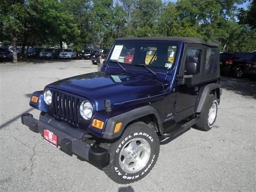 2004 jeep wrangler suv se for sale in bonham texas. Black Bedroom Furniture Sets. Home Design Ideas