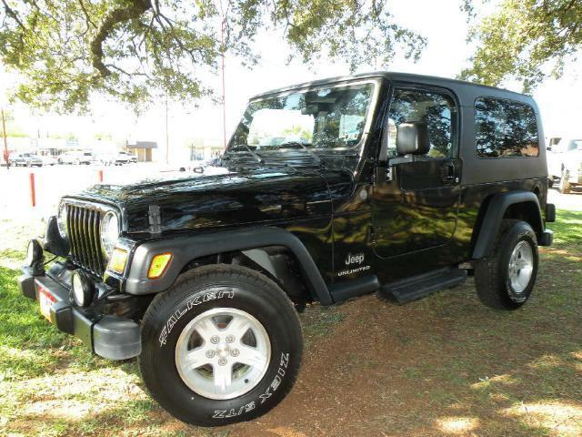 2004 jeep wrangler unlimited for sale in belton texas classified. Black Bedroom Furniture Sets. Home Design Ideas