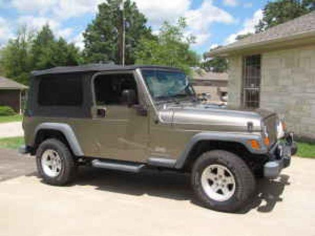 2004 jeep wrangler unlimited for sale in mineola texas classified. Cars Review. Best American Auto & Cars Review