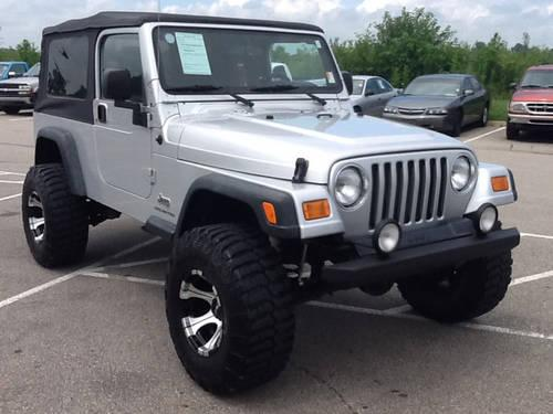 2004 jeep wrangler unlimited lifted whls 4 suv for sale in cartersburg indiana classified. Black Bedroom Furniture Sets. Home Design Ideas