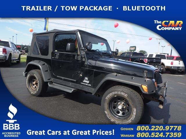 2004 jeep wrangler x 2dr x 4wd suv for sale in warsaw indiana classified. Black Bedroom Furniture Sets. Home Design Ideas