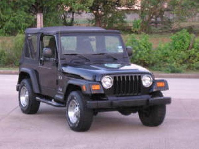 2004 jeep wrangler x for sale in pasadena texas classified. Cars Review. Best American Auto & Cars Review