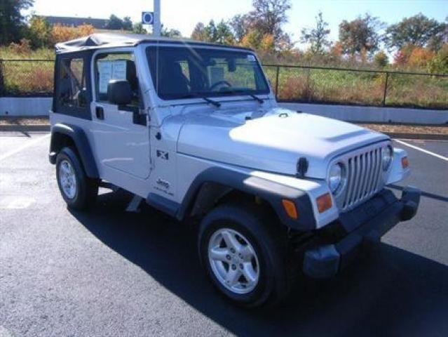 2004 jeep wrangler x for sale in greenville south carolina classified. Black Bedroom Furniture Sets. Home Design Ideas