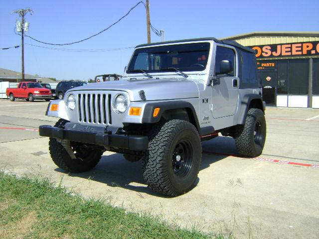 2004 jeep wrangler x for sale in wylie texas classified. Black Bedroom Furniture Sets. Home Design Ideas