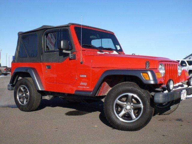 2004 jeep wrangler x for sale in montrose colorado classified. Cars Review. Best American Auto & Cars Review