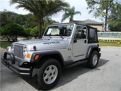 2004 jeep wrangler x for sale in orlando florida classified. Black Bedroom Furniture Sets. Home Design Ideas