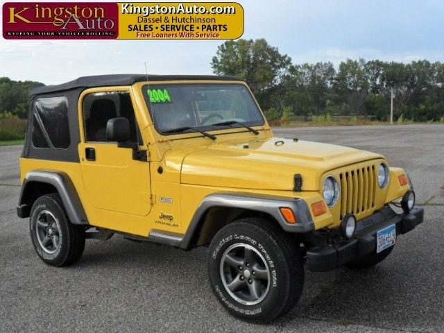 2004 jeep wrangler x for sale in dassel minnesota classified. Cars Review. Best American Auto & Cars Review