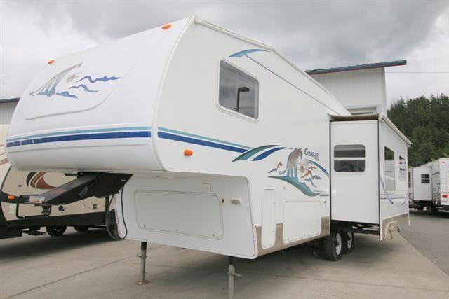 2004 Keystone Cougar Fifth Wheel W Slide Out For Sale In