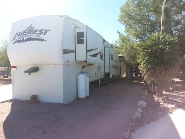 2004 Keystone Rv Everest M343l In Queen Valley Az For