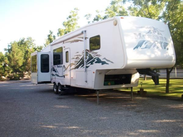2004 Keystone Rv Montana In Las Cruces Nm 2004