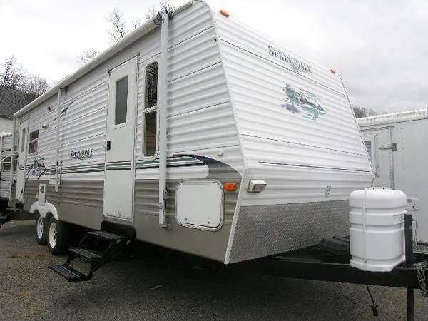 2004 Keystone Springdale 266RL Travel Trailer - | 2004 ...