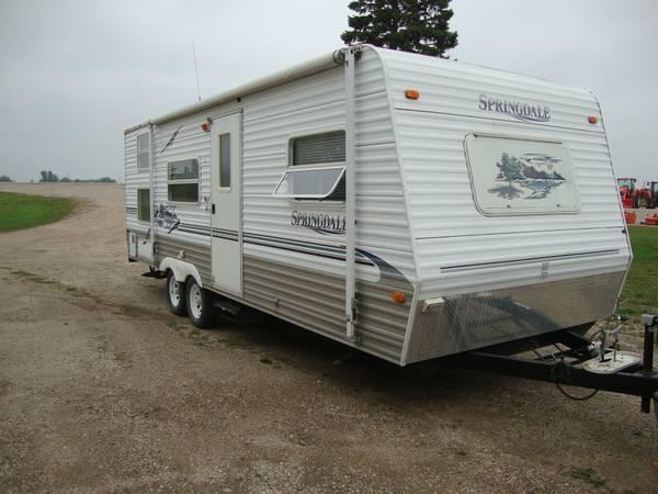 2004 Keystone Springdale Travel Trailer 26ft Sleeps 8 For Sale In Willmar Minnesota Classified Americanlisted Com
