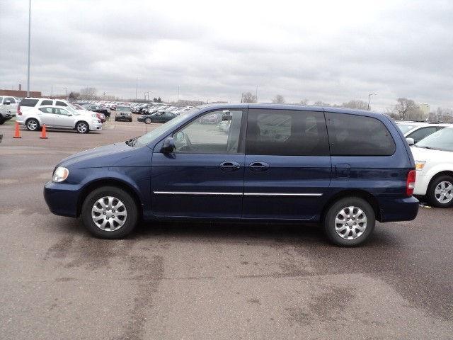 2004 Kia Sedona Lx For Sale In Sioux Falls South Dakota