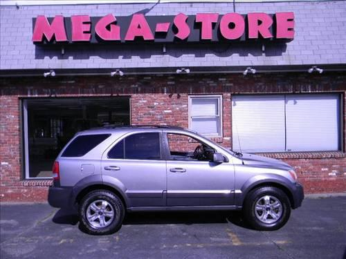 2004 kia sorento suv ex for sale in plaistow new hampshire classified. Black Bedroom Furniture Sets. Home Design Ideas