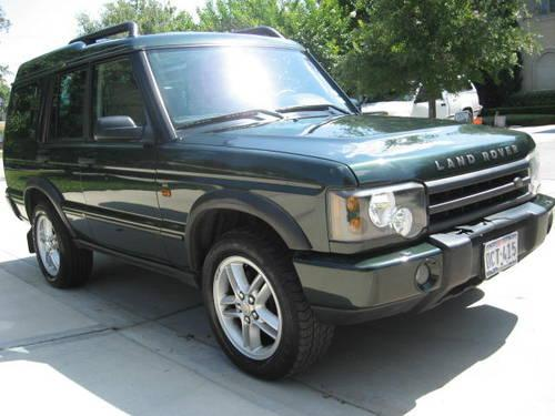 2004 land rover discovery ii se 72k miles for sale in houston texas classified. Black Bedroom Furniture Sets. Home Design Ideas