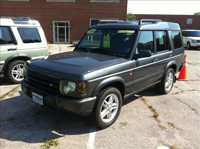 2004 land rover discovery se for sale in raleigh north carolina classified. Black Bedroom Furniture Sets. Home Design Ideas