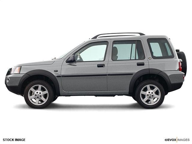 2004 land rover freelander hse for sale in clarksville. Black Bedroom Furniture Sets. Home Design Ideas