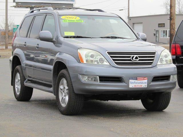 2004 lexus gx 470 for sale in worcester massachusetts classified. Black Bedroom Furniture Sets. Home Design Ideas